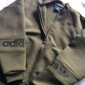 Olive Adidas Jacket